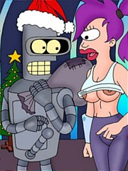 Futurama family hardcore orgy - 10 cartoon pictures