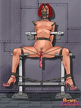 manuelas studio erotic comics bdsm