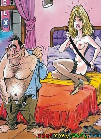 Funny masturbation scenes