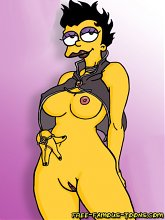 Simpsons family forbidden sex - 5 cartoon pictures